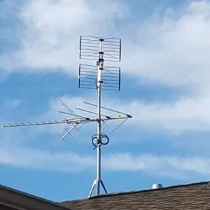 two-antenna-tripod
