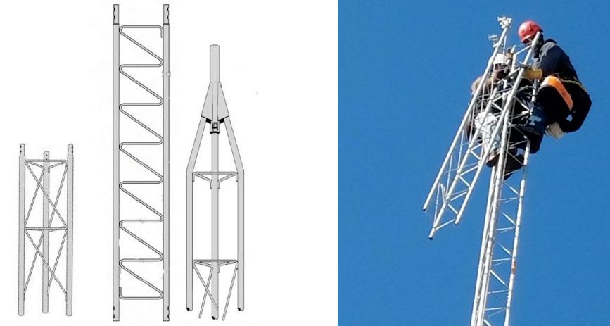 25G Tower Tv Antenna