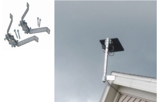 TV Antenna Mount & Tower Options | The Antenna Men